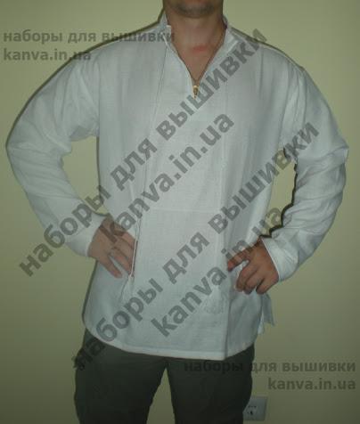 Рубашка домотканная мужская